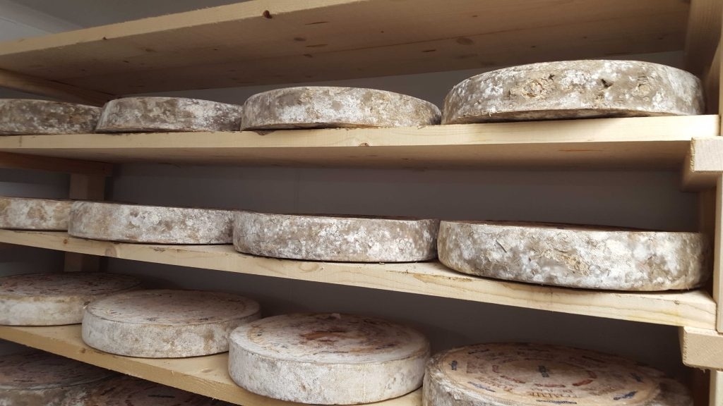 Fromagerie de Poligny - Fromages