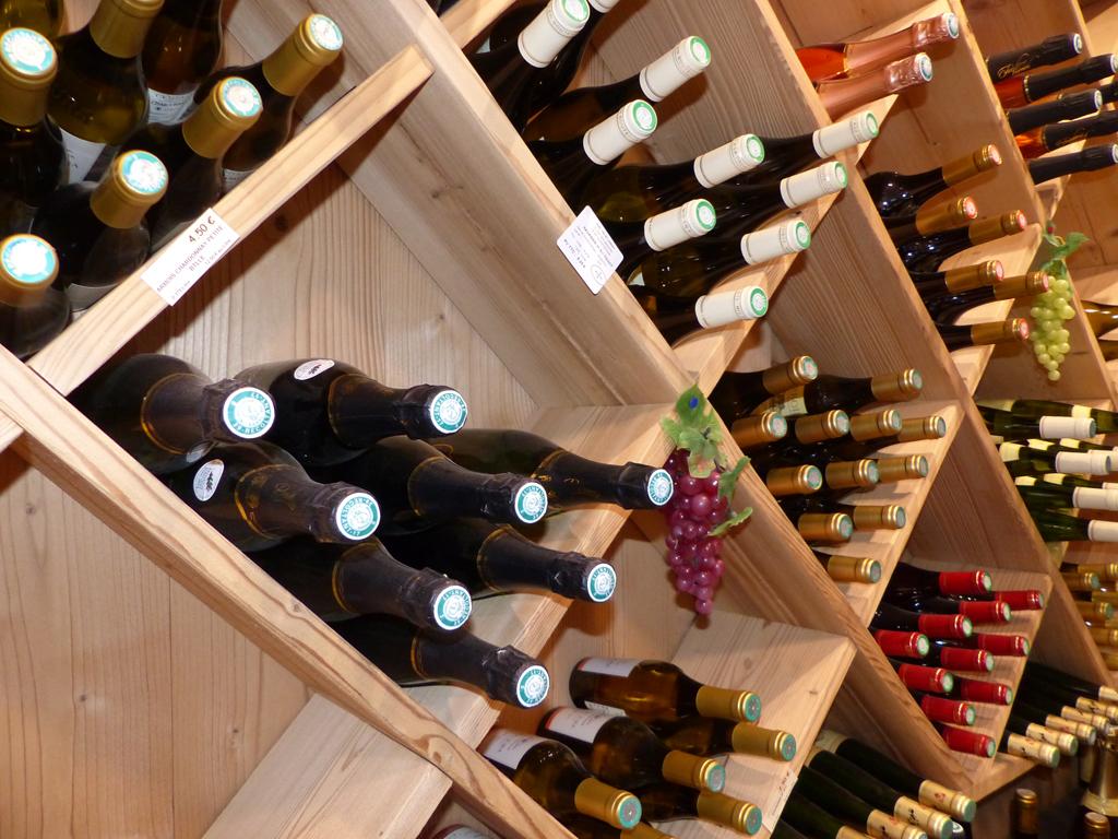 Présentation pour bouteille